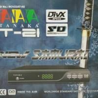 RECEIVER PARABOLA TANAKA SAMURAI T-21 MPEG4