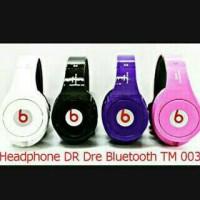 harga Headphone Monster Beats By Dr Dre Bluetooth Tm 003 Tokopedia.com