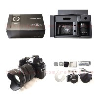 Olympus OM-D E-M1 Black Kit 12-40mm F2.8 Pro