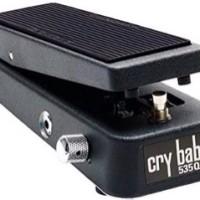 Dunlop Cry Baby 535Q Black Multi Wah
