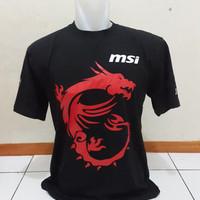 Kaos Gaming MSI T-Shirt / Just Game