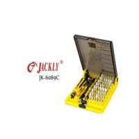 Perkakas Obeng Jackly 45 In 1 Precision Screwdriver Repair Tool Kit