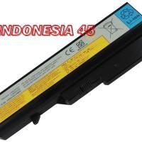 Baterai Lenovo Ideapad G460 Z460 Z470 Z465 B470 B570 G560 ORIGINAL