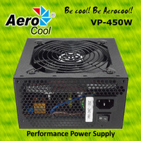 Power Supply Unit (PSU) AEROCOOL VP-450W