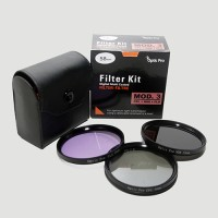 FILTER KIT MOD.3 (CPL + ND8 + FLD) 67MM