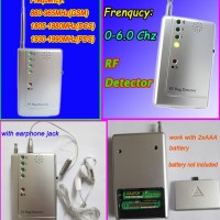 Alat Deteksi Sinyal Wireless Online Kamera Hp Wifi Frekuensi 1MHz-6GHz