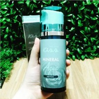 Kiss Aqua Mineral Facial Mud Foam By Malissa Kiss Skincare