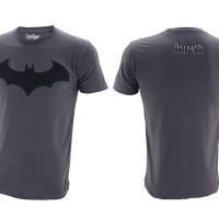 Kaos T-shirt Baju Superhero Batman Arkham Asylum