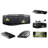 Keyboard Gaming E-Blue Elated