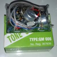 Kit Tone Control Mono Merk GM