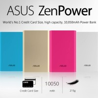 Powerbank Asus 10050mAh ORIGINAL ZenPower 10050 mAh ORI PB