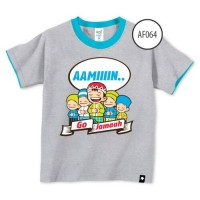 [Sale] Kaos Anak Afrakids Xs