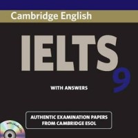 Cambridge IELTS 9 with Answers + CD