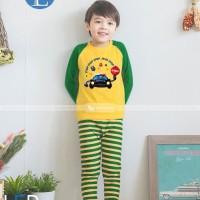 Stelan Anak Impor - Piyama Gw Flashing Light Led - Boy Kode A C D E