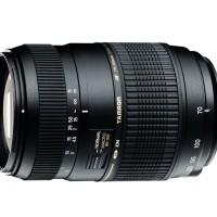 harga NEW Lensa Tamron AF 70-300mm NIKON CANON + Bonus Tokopedia.com