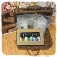 Jual Paket Beauty Barn Home Set dan Ultrasonic Diffuser Murah