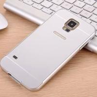 Hybrid Case : Aluminium Metal Bumper + Back Case Samsung Galaxy S5