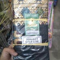 harga Sarung Songket Samarinda Cincin Mas Tokopedia.com