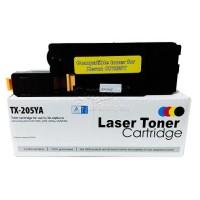 Toner Cartridge Laserjet compatible Xerox CP105b/CP205/CM215W - YELLOW