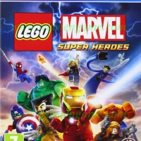 PS4 LEGO Marvel Super Heroes R1