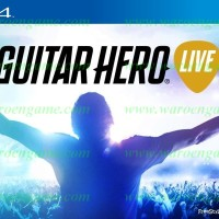 PS4 Guitar Hero Live Guitar Bundle R3