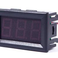 BIG LED DC 0-30V Red LED 3-Digital Display Voltage Voltmeter