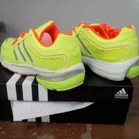 Sepatu Adidas Formotion Adiprene warna hijau stabilo