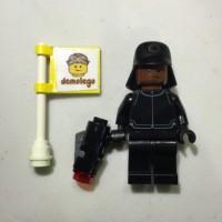 Lego Original Minifigure First Order Crew Dark Star Wars