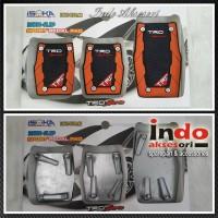 Pedal Gas Mobil Manual TRD Sportivo Variasi Mobil Orange Hitam