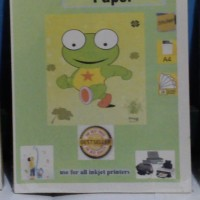 Sticker Glossy Paper for Printer