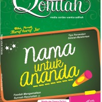 Nama Untuk Ananda, Majalah Muslimah Qonitah Edisi 9