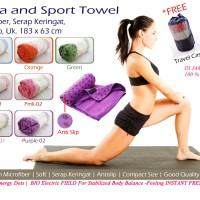 harga Handuk Yoga / Yoga Towel / Handuk Matras Yoga Alas Yoga Grosir Murah Tokopedia.com