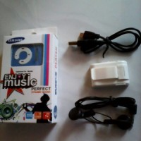 Mp3 Jepit Saku Mp 3 Support Micro Sd