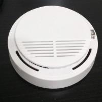 harga Alarm Detector Asap Mandiri-standalone Smoke Detector Tokopedia.com
