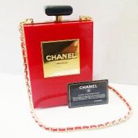 harga Tas wanita parfum chanel / chanel bag unik dan murah / Tas Syahrini Tokopedia.com