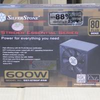 Power Supply Silverstone ST60F-ESB (600w, 80 + Bronze)