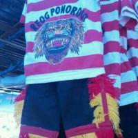 harga Setelan Baju Anak Reog Ponorogo Tokopedia.com