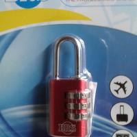 Gembok Travel BRS BTP 506/20/Red