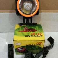 harga Senter Kepala Lampu LED Tiger Tokopedia.com