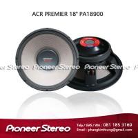 """ACR SPEAKER PREMIER 18"""" PA18900 1000WATT"""