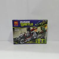 Jual Lego Compatible Ninja Turtle Bela 10207 Murah