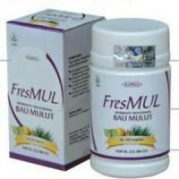 Obat Bau Mulut | FresMul | Kapsul FresMul | Obat Herbal Bau Mulut