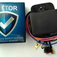 Alarm Motor / Pengaman Motor Sensor Sentuh / Variasi Motor