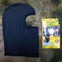 harga RODUTA balaclava masker ninja helm pengendara motor, hiking airsoftgun Tokopedia.com
