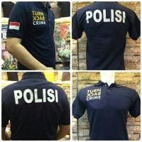 TURN BACK CRIME - Poloshirt/Kaos Berkerah