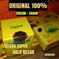 Cream Temulawak Paket Komplit