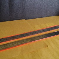 Penggaris Besi 40cm