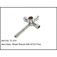 Tools Kunci Ban Roda Busi 1/8 WHEEL WRENCH Metal RC Car Buggy/Monster/