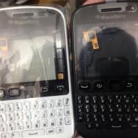 Casing Blackberry Fullset 9720 Samoa Hitam Putih