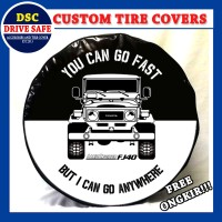 harga Cover Ban atau Sarung Ban Mobil Toyota Land Cruiser Design FJ40 Fast Tokopedia.com